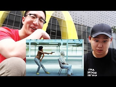 KOREANS React to THIS IS AMERICA by Childish Gambino