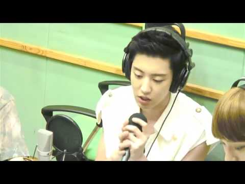 130626 Sukira - Lonely Night Live by Chanyeol