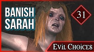 Witcher 3 ► Geralt tries to Suffocate Sarah [Corine Tilly's Ritual] - Evil Choices #31