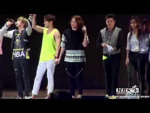 [HD][Fancam] 150207 SS6 Shanghai 'SHIRT+ROCK STAR+LET'S DANCE' Heechul Focus Super Junior