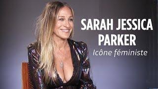 Interview de Sarah Jessica Parker et SEX AND THE CITY