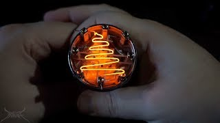Biggest Dripper Ever Made, 52MM - Vaping a Xmas Tree | Vapergate The Colorado Review and Rundown