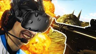 PUBG IN VR!!!