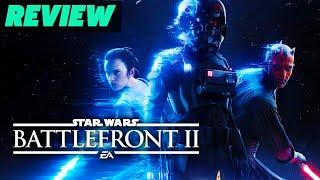 Star Wars Battlefront II Review