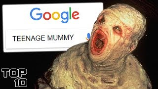 Top 10 Things You Shouldn't Google - Part 16