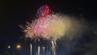 Bắn pháo hoa 2020, tưng bừng pháo hoa năm canh tý
