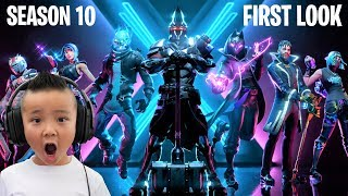 Fortnite Season 10 Full Battle Pass First Look CKN Gaming