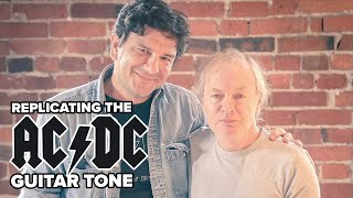 Meet the AC/DC Superfan Who Unlocked Angus Young's Back in Black Guitar Tone