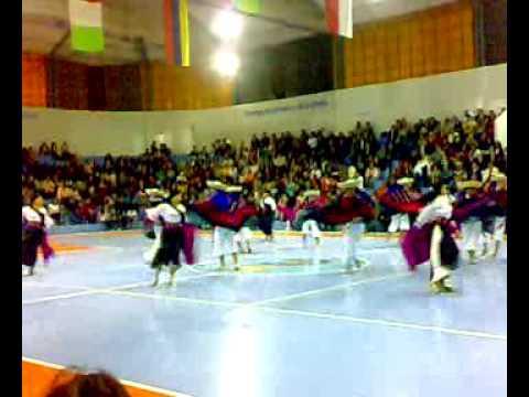 XV festival internacional de danzas folklóricas - Ecuador