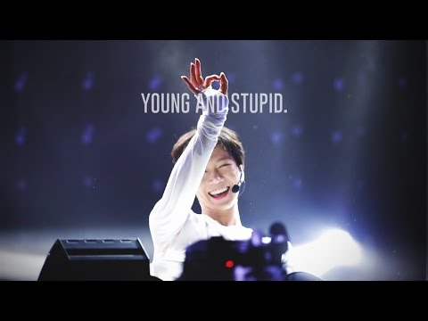TEN SOLO STAGE #02 YOUNG AND STUPID.