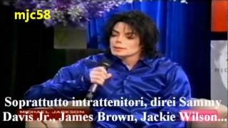 Rare - Michael Jackson intervista TRL - MTV 2001 (sub Ita)
