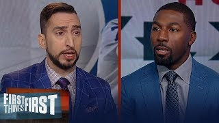 Colts vs Texans can impact playoff picture, teams should still fear Brady | NFL | FIRST THINGS FIRST