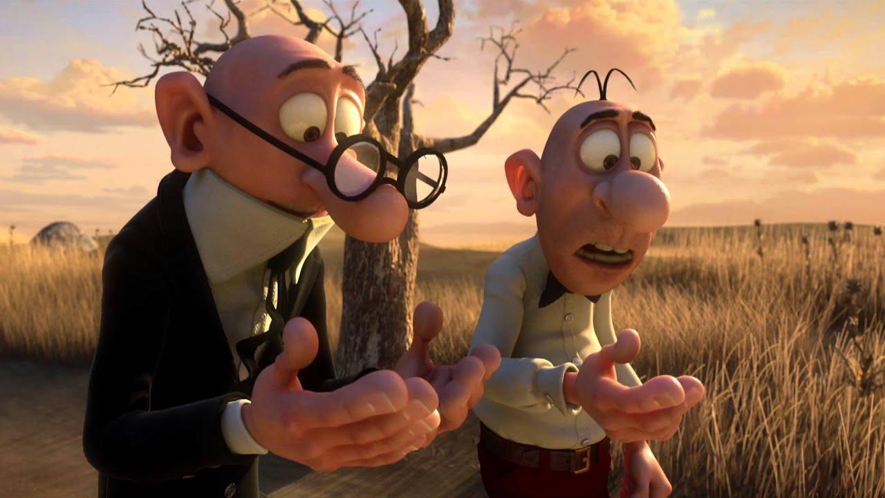 Mortadelo and Filemon: Mission Implausible (2015) Трейлър