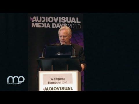 """Vortrag: Wolfgang Kampbartold über Branded Content: """"Move on"""""""