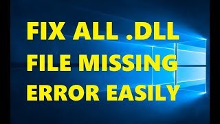 d3dx9_38.dll is missing