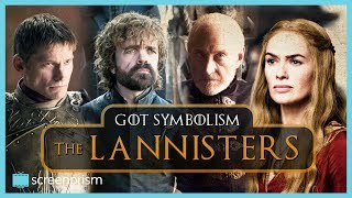 Game of Thrones Symbolism: The Lannisters