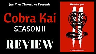 Cobra Kai Season Two (2019) Review