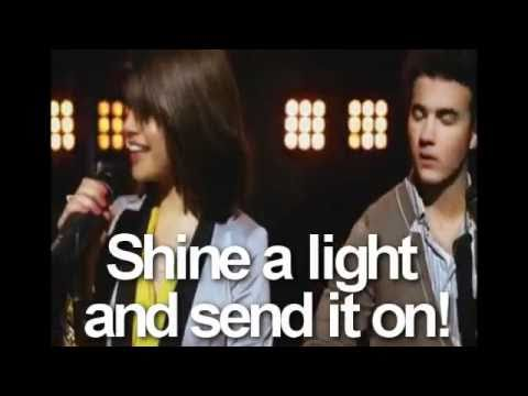 Baixar Send it On - Jonas Brothers, Miley Cyrus, Demi Lovato & Selena Gomez Lyrics