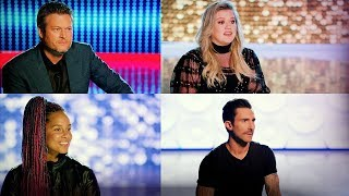 The Voice 2018 - Season 14 (Behind The Scenes)