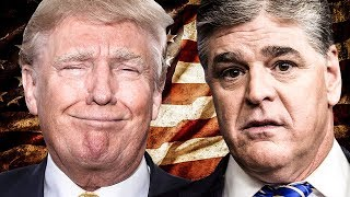 Trump Frequently Calls Sean Hannity For Advice on How to Run The Country