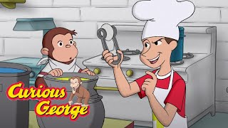 Curious George 🐵The Color of Monkey 🐵 Kids Cartoon 🐵 Kids Movies | Videos for Kids