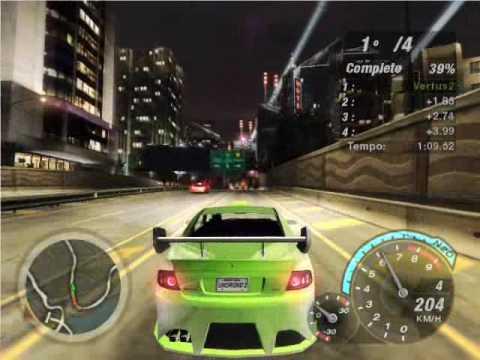 Need For Speed Underground 2 Gameplay - YouTube