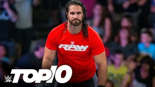 First picks in WWE Drafts: WWE Top 10, Oct. 7, 2020