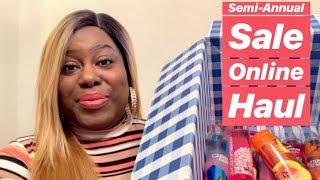 SEMI-ANNUAL SALE ONLINE HAUL   Bath & Body Works  June 2019