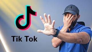 وداعاً تيك توك Tik Tok !