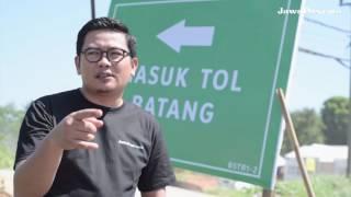 Bedah Jalur Mudik JawaPos.com: Tol Fungsional Batang-Semarang