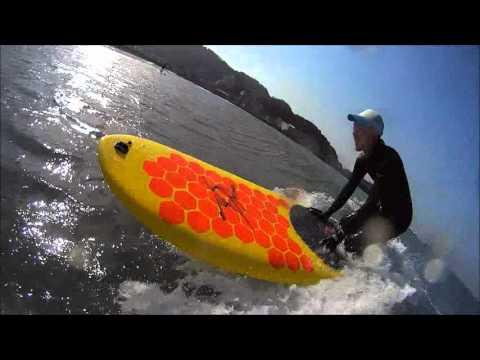 のんびりサーフィン 逗子 Jimi hendrix/Stone Free Again  のんびりサーフィン 2013.3.9 Zushi 逗子