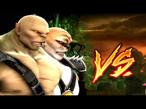 Mortal Kombat 9 - Goro Expert Ladder Musica Movil ...