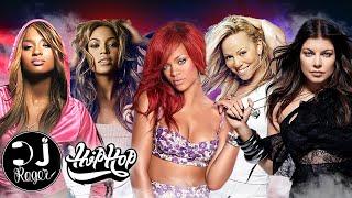 TOP HIP-HOP e R&B ANOS 2000, SÓ AS MINAS!   Beyoncé, Rihanna, Ciara, Mariah Carey E MUITO +