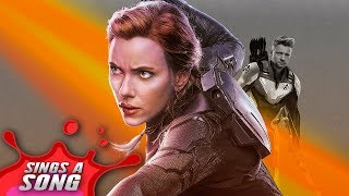 Black Widow Sings Taylor Swifts ME! To Hawkeye (SPOILERS! Avengers Endgame Parody)