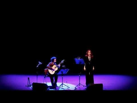 Vivianna Giannaki & Mariano Gil - `Oblivion` Astor Piazzolla