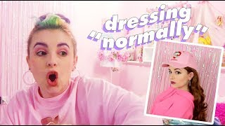 "Does My Mom Wish I Dressed ""Normally""? ♡ PIXIEVLOG 4"