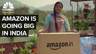 Can Amazon succeed in India with 5 billion dollars investm..