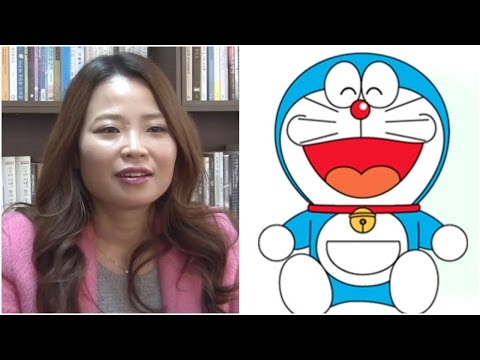 '도라에몽' '타요' 성우 문남숙의 목소리 연기 (2015.02)