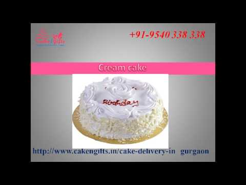 Online cake delivery services in gurgaon via CakenGifts.in