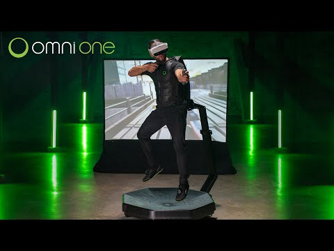 With Omni One, your home becomes a portal into new worlds and gaming adventures like never before. Please check out Virtuix's latest demo video to see Omni One in action.