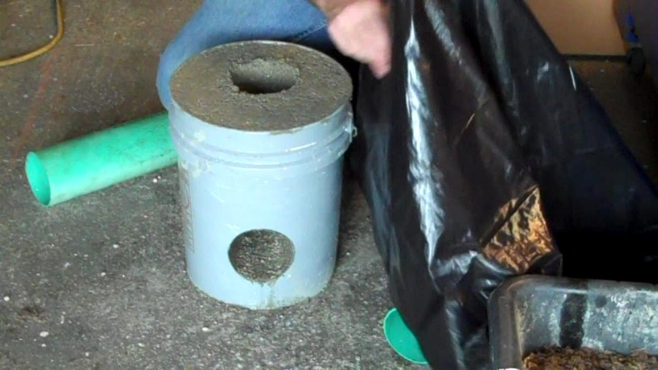 How To Make A 12 Rocket Stove Youtube