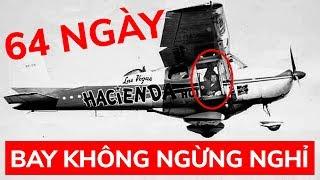 Chiếc máy bay cất cánh năm 1958 và hạ cánh năm 1959
