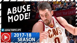Kevin Love Full Highlights vs Heat (2017.11.28) - 38 Pts, 9 Reb, 32 in 1st Half!