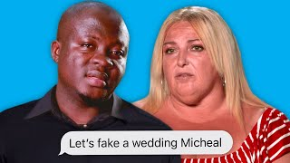 Angela and Michael Get Married and Separated | 90 Day Fiancé