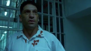 The Punisher  - Prison scene