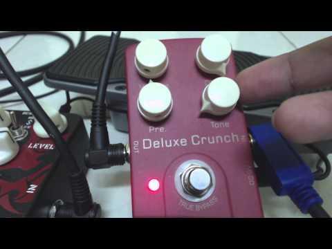 Joyo Deluxe Crunch Demo