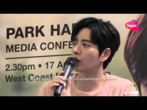 Park Hae Jin Idea type interview @Toggle TV