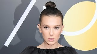 Why Millie Bobbie Brown Didn't Walk Red Carpet With Stranger Things Cast At Globes