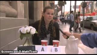 7$ Dollar Starbucks Coffee Prank Jimmy Kimmel Live!
