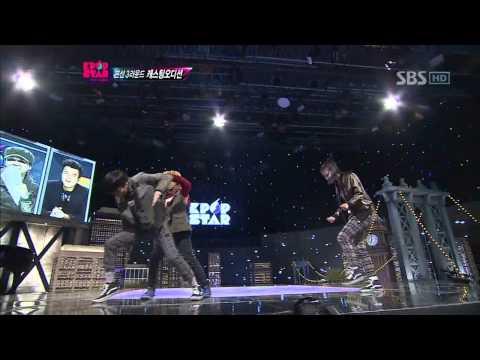 KPOPSTAR Ep7. Parkjungeun&Leeseunghoon&Choiraesung - Father